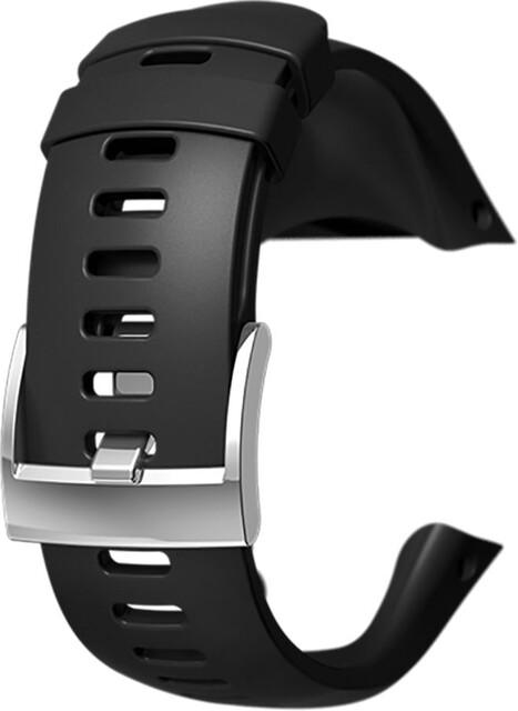 Interchangeable Hr Kit Suunto Trainer Black Strap Wrist Spartan N8vnw0m